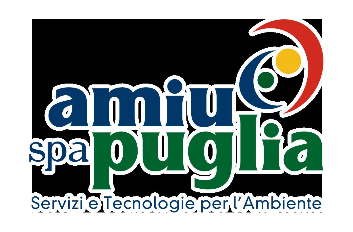 Logo AMIU PUGLIA S.P.A.